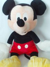 Adorable My 1st Big 'Mickey Mouse' Disney Plush Toy